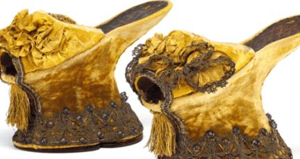 ИСТОРИЯ: обуви на каблуках
