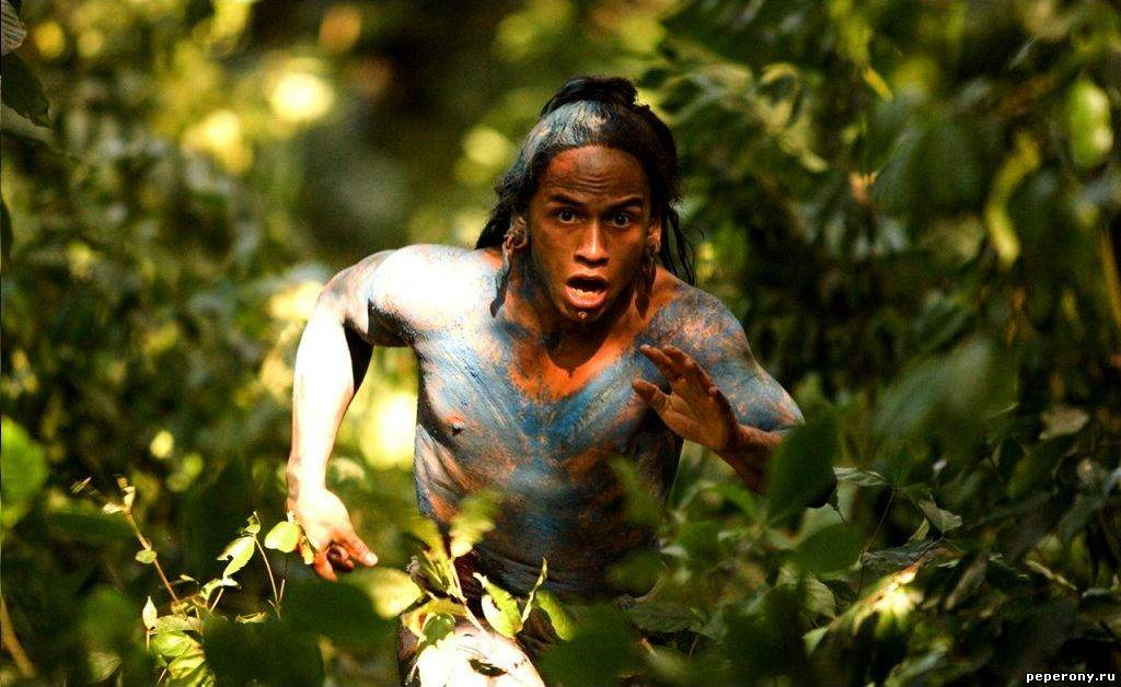 Индейцы племени тараумара