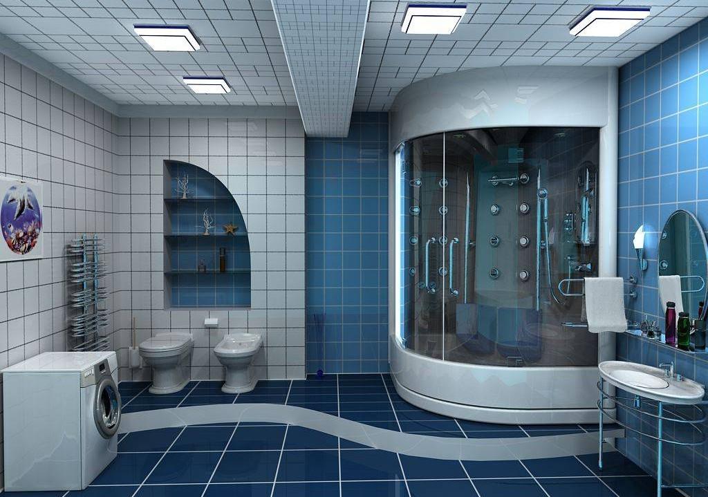 ПЛИТКА: для ванной и кухни правильный выбор