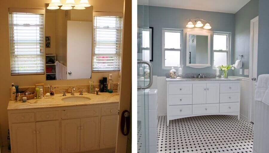 Как обычная ванная комната превращается в роскошь
