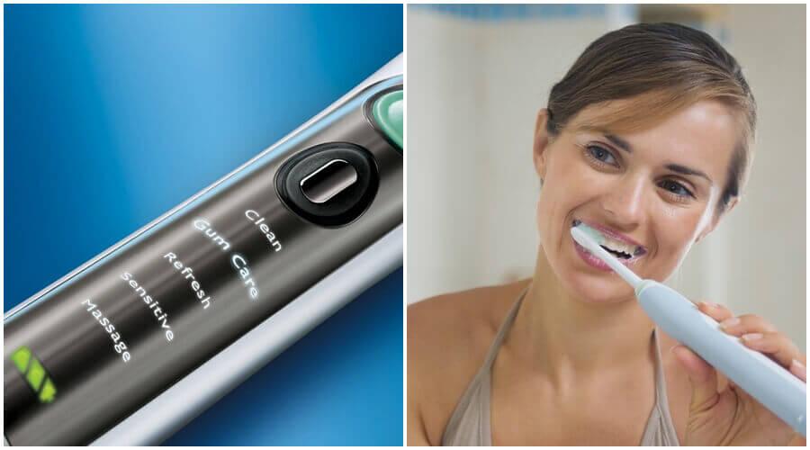 Электрическая зубная щетка - ваш помощник