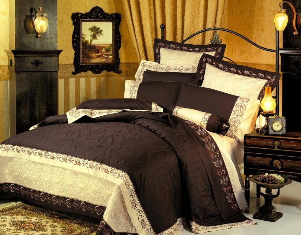 ПОСТЕЛЬНОЕ БЕЛЬЁ: в спальню