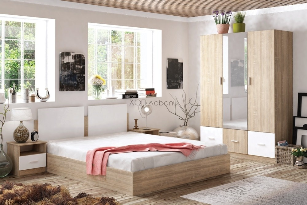 СПАЛЬНЯ: как выбрать мебель