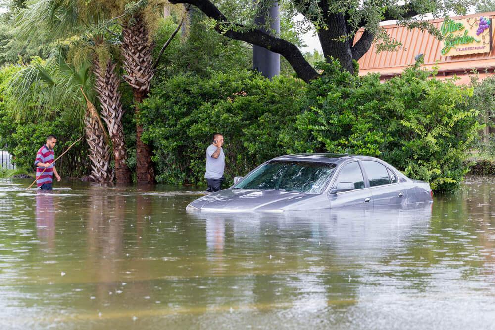 Какие города могут уйти под воду: сша