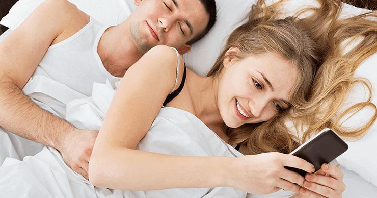 ИЗМЕНА: супругов 6 видов