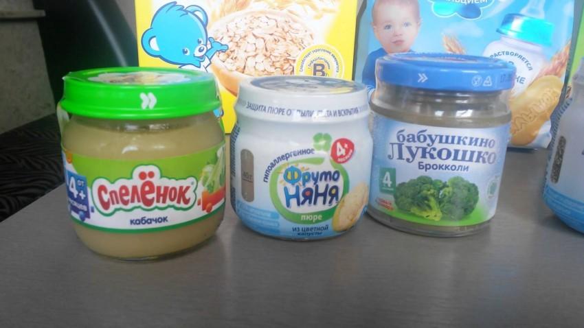МИФЫ: питание малышей