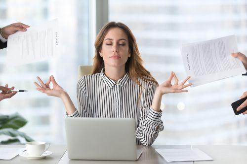 ВЫГЛЯДЕТЬ ИДЕАЛЬНО: даже во время стреса