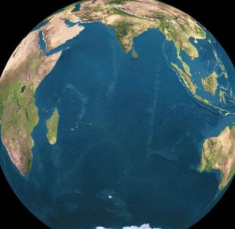 БОЛЬШАЯ ПУСТЫНЯ: точка НИМО в Тихом океане