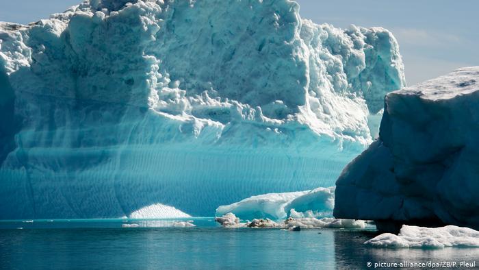 ОСТРОВ ГРЕНЛАНДИЯ: самый большой остров в мире