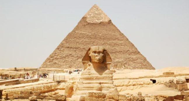 ПИРАМИДА ХЕОПСА: древний защитный механизм