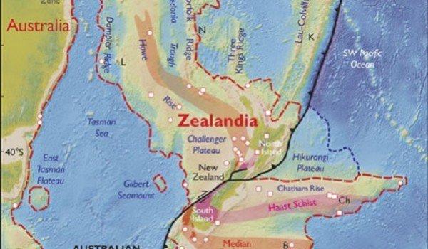 ЗЕЛАНДИЯ: потерянный восьмой континент