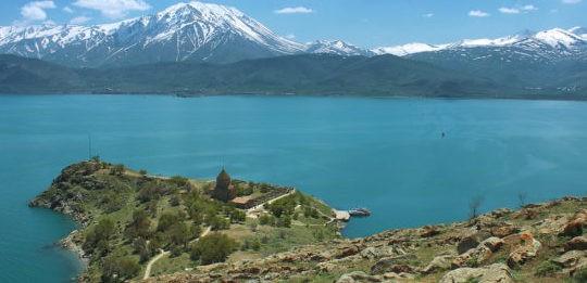 УРАРТУ: древняя цивилизация найдена на дне озера Ван