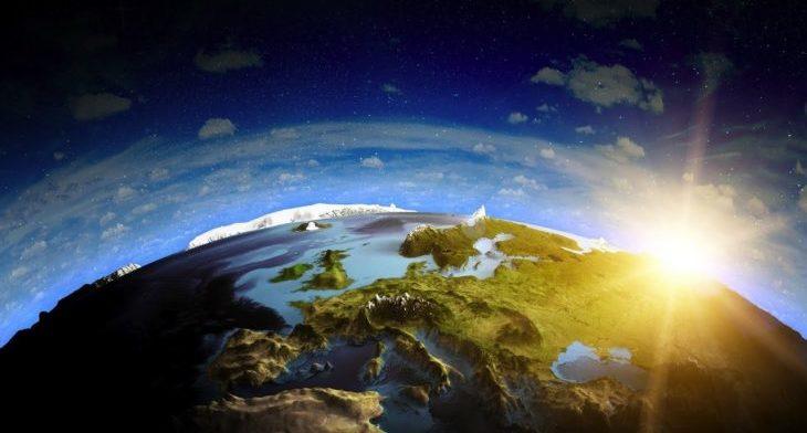 ПЛАНЕТА ЗЕМЛЯ: человек меняет её уже 4000 лет