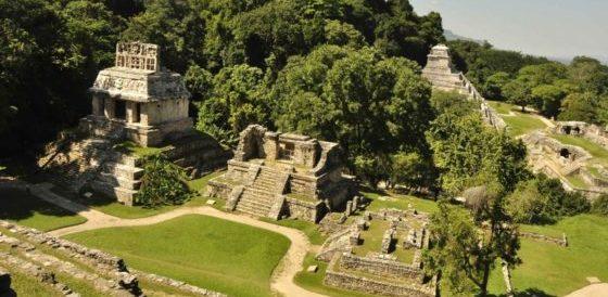 МАЙЯ: найден гигантский мегаполис в джунглях