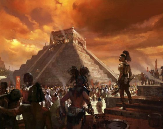 МАЙЯ: новая гипотеза исчезновения цивилизации