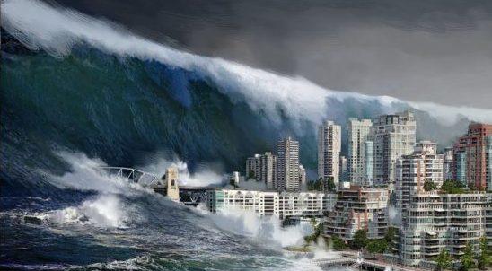 УЧЁНЫЕ: мощное землетрясение и цунами грозят Калифорнии