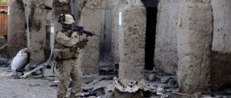 ДРЕВНИЙ ХРАМ: в котором исчезли пехотинцы