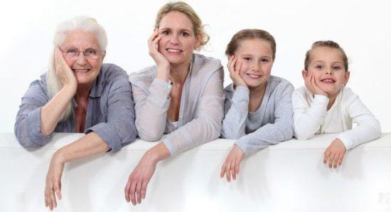 ПОКУПАТЕЛИ: разных возрастов