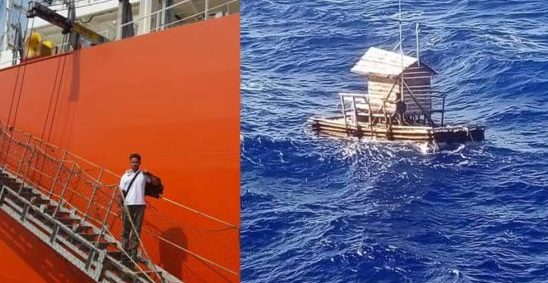 ВОЛЯ К ЖИЗНИ: 49 дней в океане