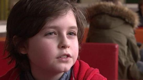 ГЕНИЙ: которому 9 лет
