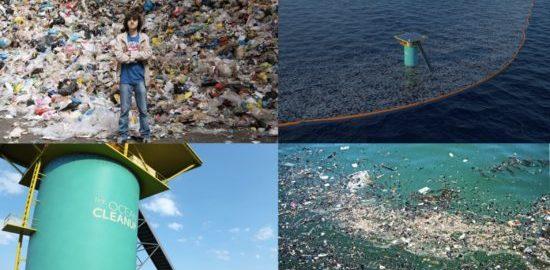 ЮНОША: спасёт океан от пластиковых отходов