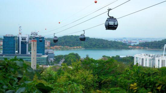 ОСТРОВ СЕНТОЗА: Сингапур