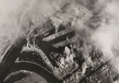 ИГРА ВРЕМЕНИ: невидимая бомбардировка Гамбурга