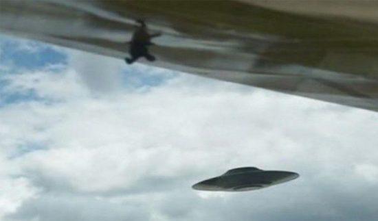 ПЕНТАГОН: это действительно были НЛО
