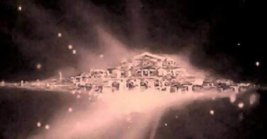 ГОРОД БОГА: скрытое космическое явление