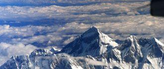 ЭВЕРЕСТ: кладбище непогребённых альпинистов