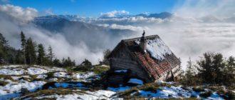 ТЁПЛАЯ ЗИМА: в истории Норвегии