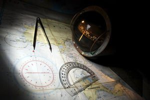 ВИКИНГИ: секрет навигации