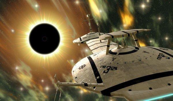 ИНОПЛАНЕТЯНЕ: похищают космический аппарат