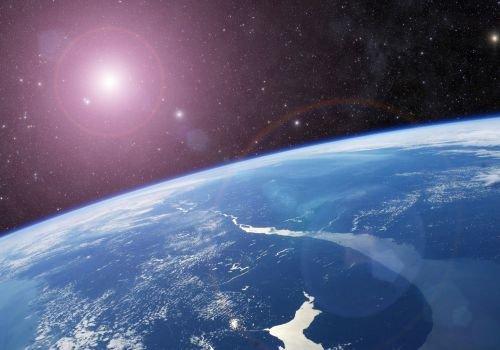 ВЕНЕРА: 2.5 миллиарда лет назад