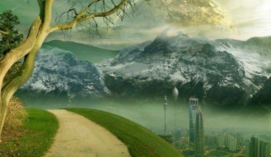 ПРИШЕЛЬЦЫ: жили на Земле до появления человека