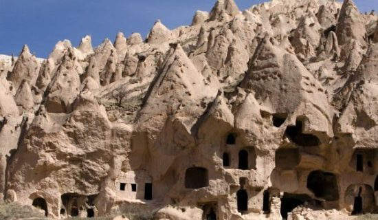 ПОДЗЕМНЫЙ ГОРОД: найден в турецкой провинции