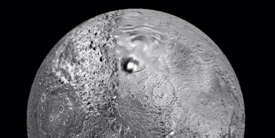ИНОПЛАНЕТЯНЕ: база на одной из лун Сатурна?