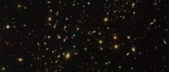 ЗАГАДОЧНОЕ ЯВЛЕНИЕ: космические светлячки