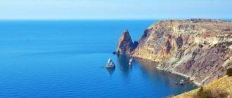 АРХЕОЛОГИЧЕСКИЕ НАХОДКИ: на дне Чёрного моря