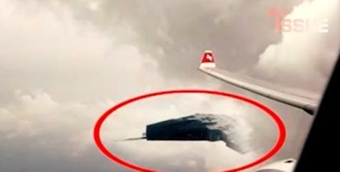 НЛО: факты встреч с самолётами