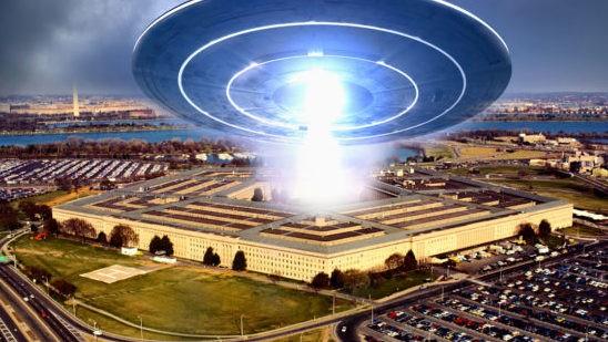 НЛО: секретная прграмма Пентагона