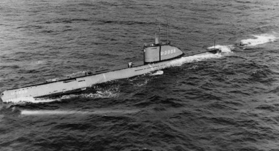 субмарина в балтийском море