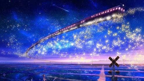 поезд в небе