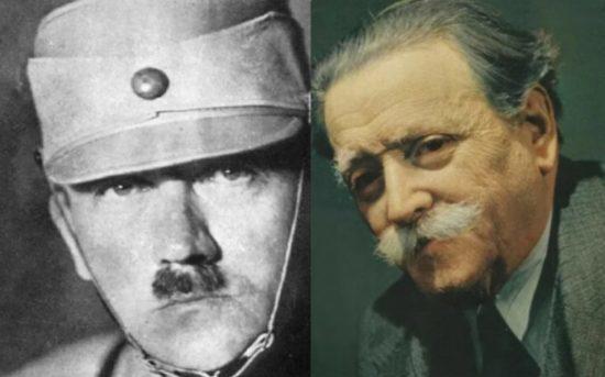ЕВРЕЙ: любимчик Гитлера...