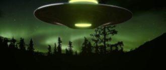 НЛО: странный инцидент над Бони лейк