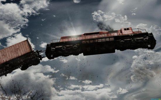 Поезд пришельцев
