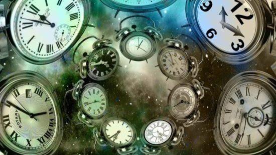 Время и пространство