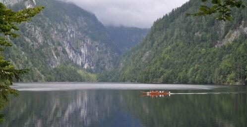 Озеро Топлиц