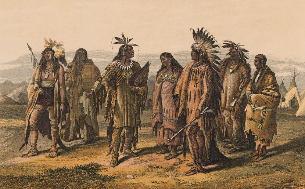 Аборигены Америки