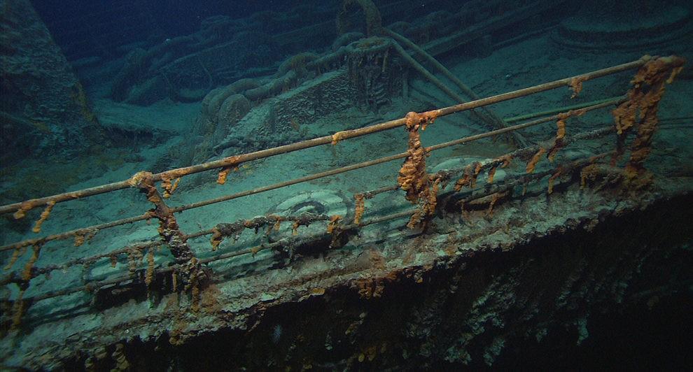 """100 лет """"Титанику"""""""